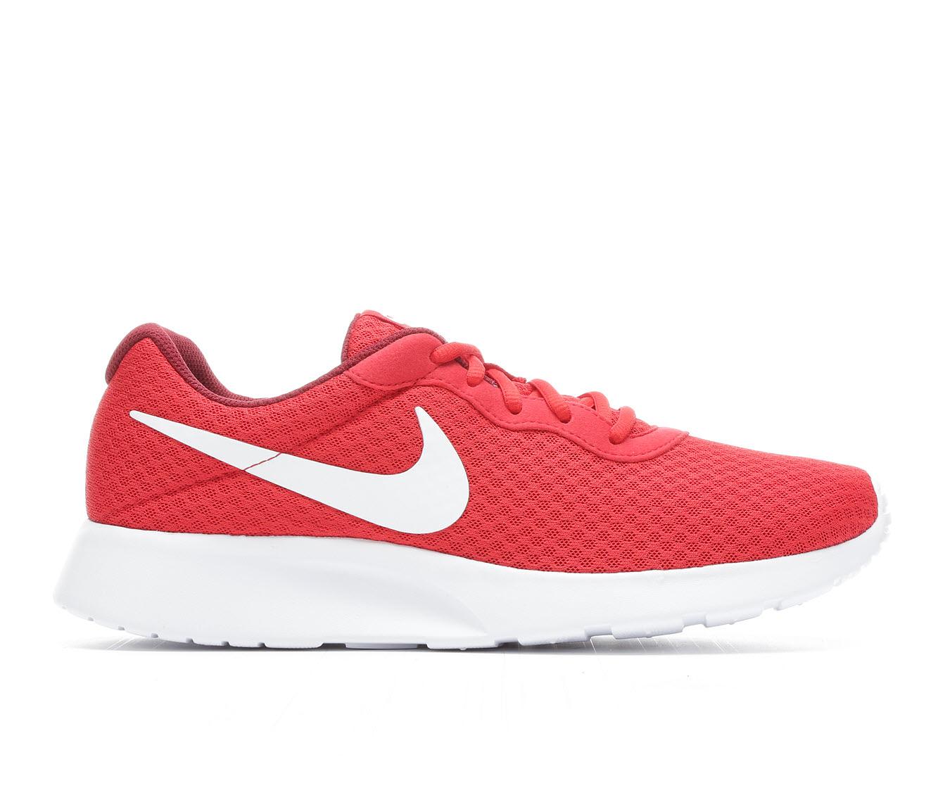 Men's Nike Tanjun Running Shoes (Red - Size 11.5) 1657718