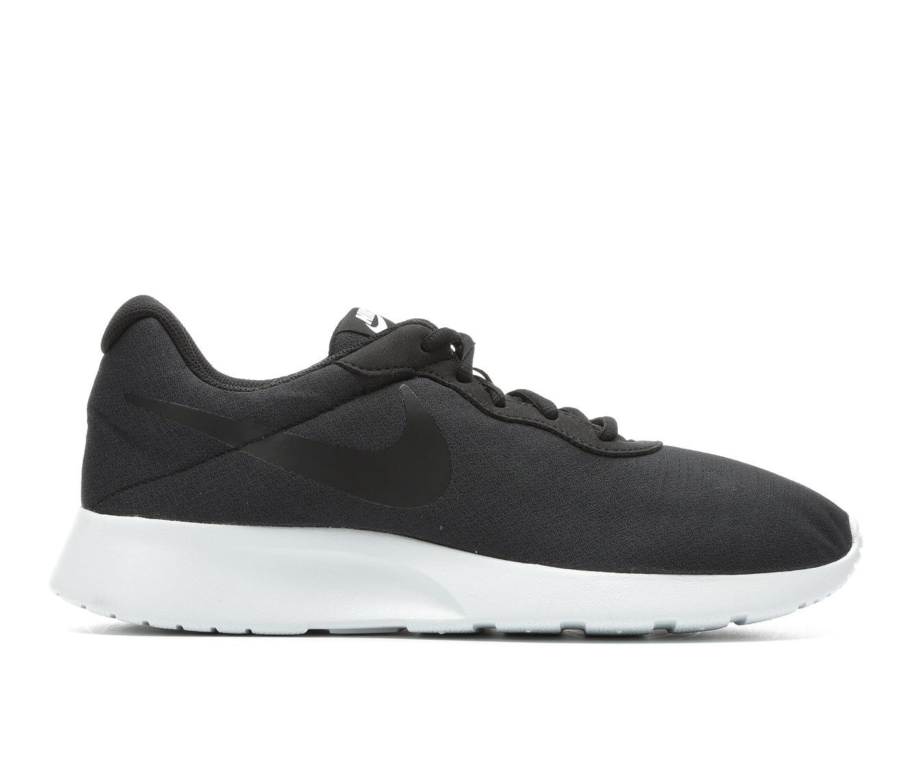 Men's Nike Tanjun Running Shoes (Black - Size 9.5) 1688813