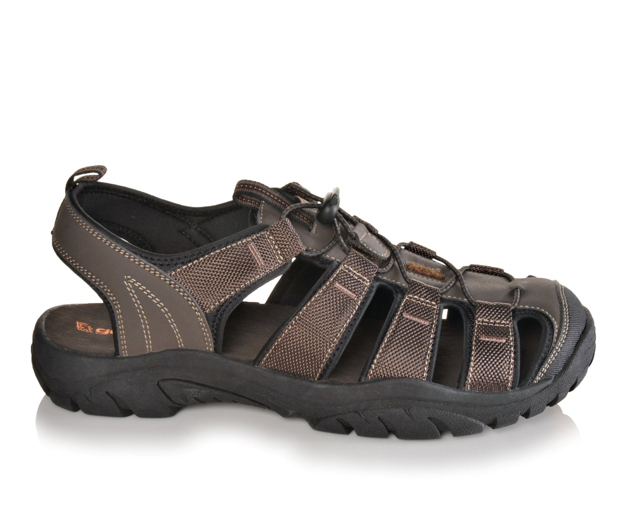 Men's Gotcha Gulch Sandals (Brown)