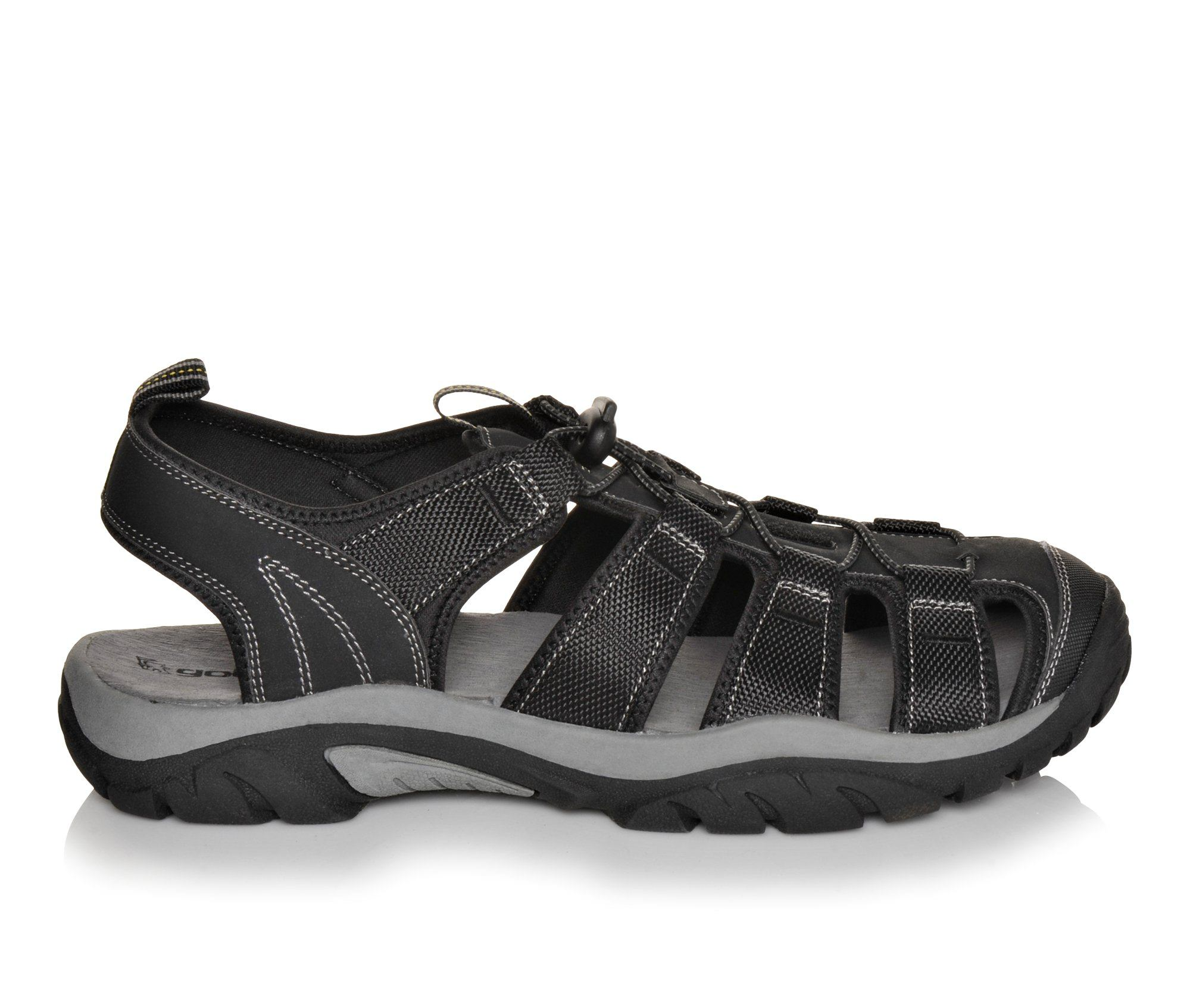 Men's Gotcha Gulch Sandals (Black)