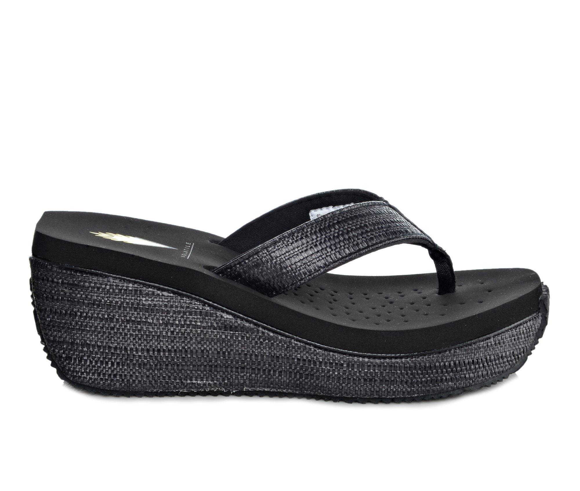 Women's Volatile Kennedy Sandals (Black)