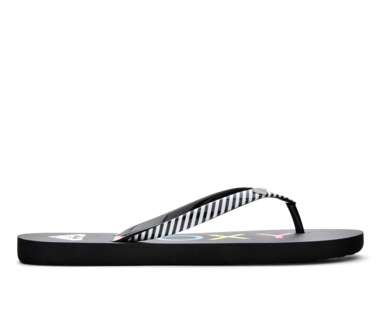 Women's Roxy Mai Tai IV Sandals (Black)
