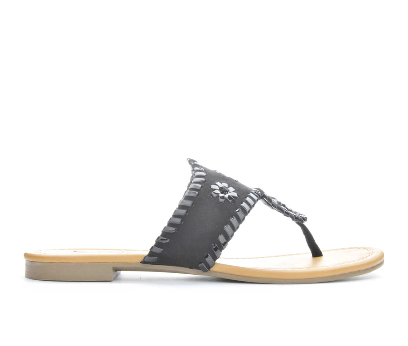 Women's Y-Not Crissy Sandals (Black)