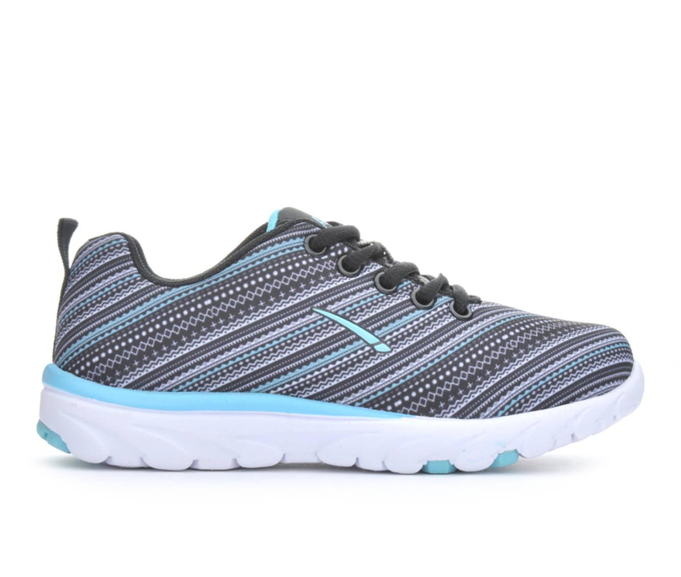 Girls' L.A. Gear Chill Running Shoes (Black)