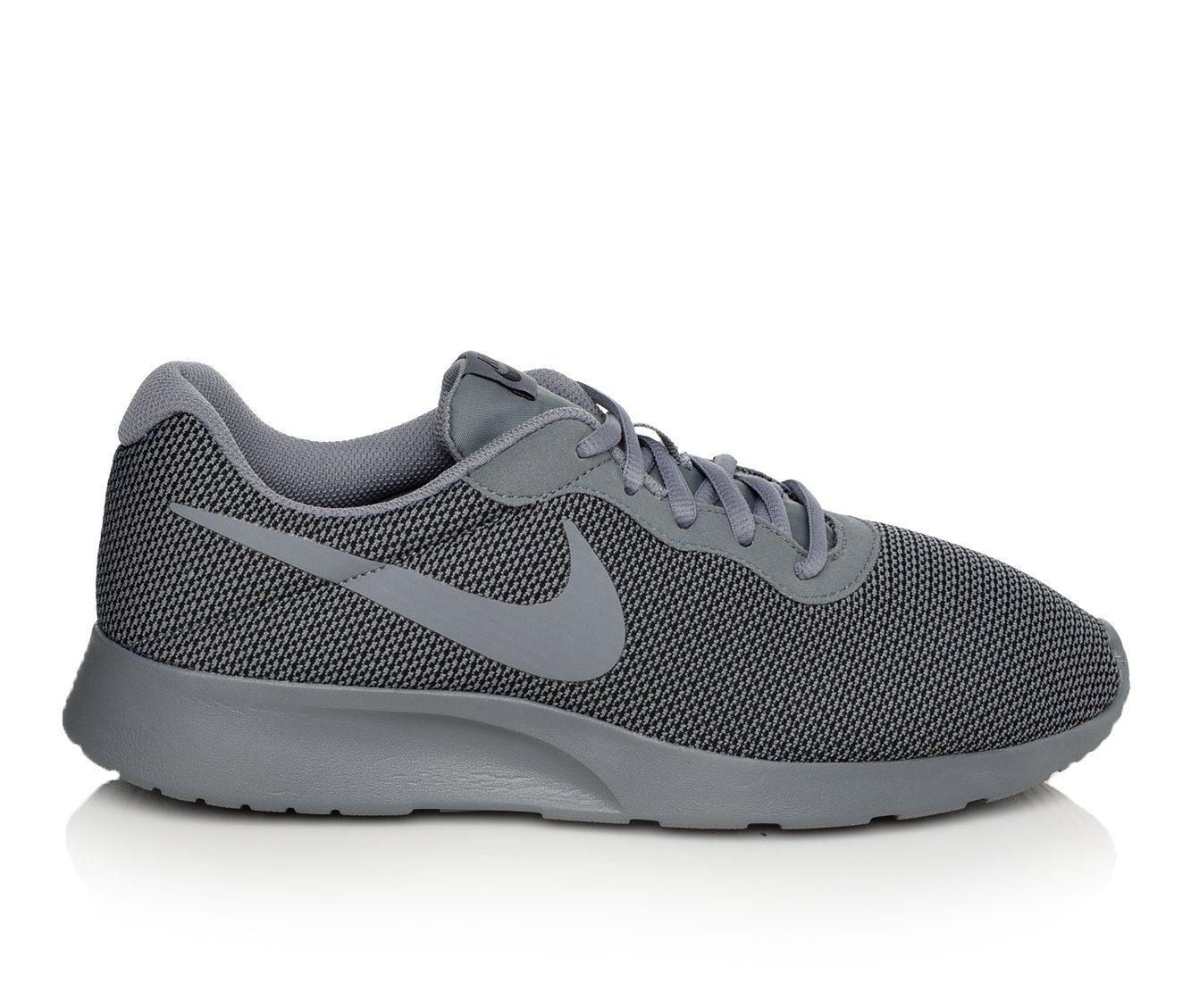 Men's Nike Tanjun SE Sneakers (Grey - Size 11.5) 1585425