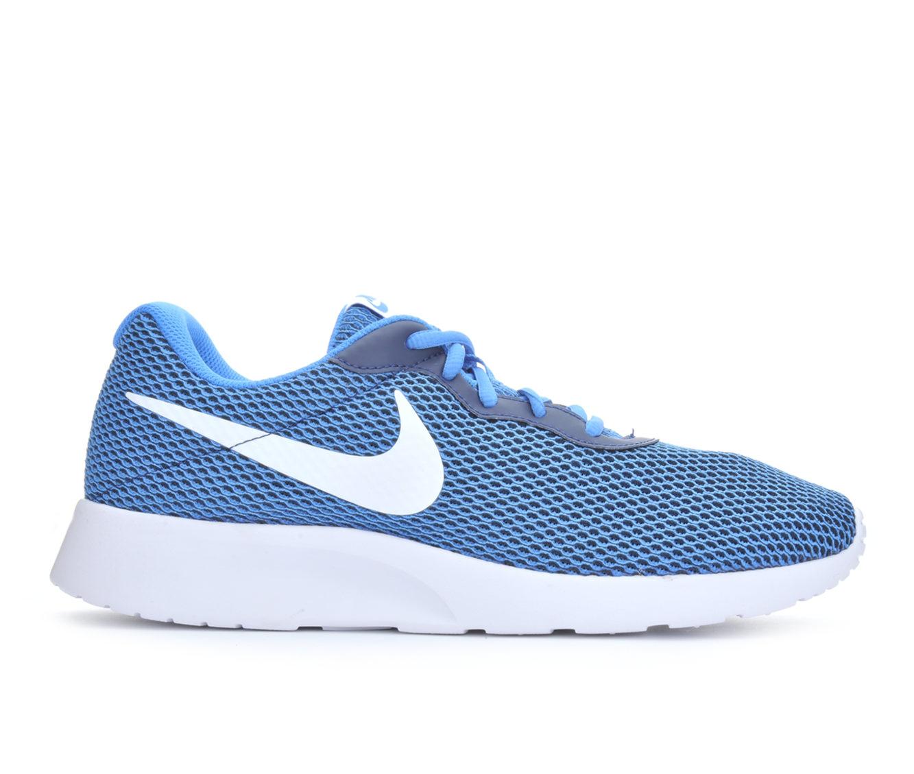 Men's Nike Tanjun SE Sneakers (Blue - Size 9.5) 1650429
