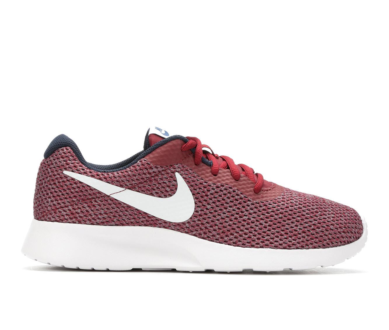 Men's Nike Tanjun SE Sneakers (Red - Size 11.5) 1697842