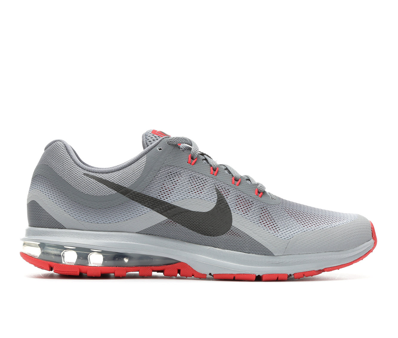 Men's Nike Air Max Dynasty 2 Running Shoes (Grey - Size 10) 1688844