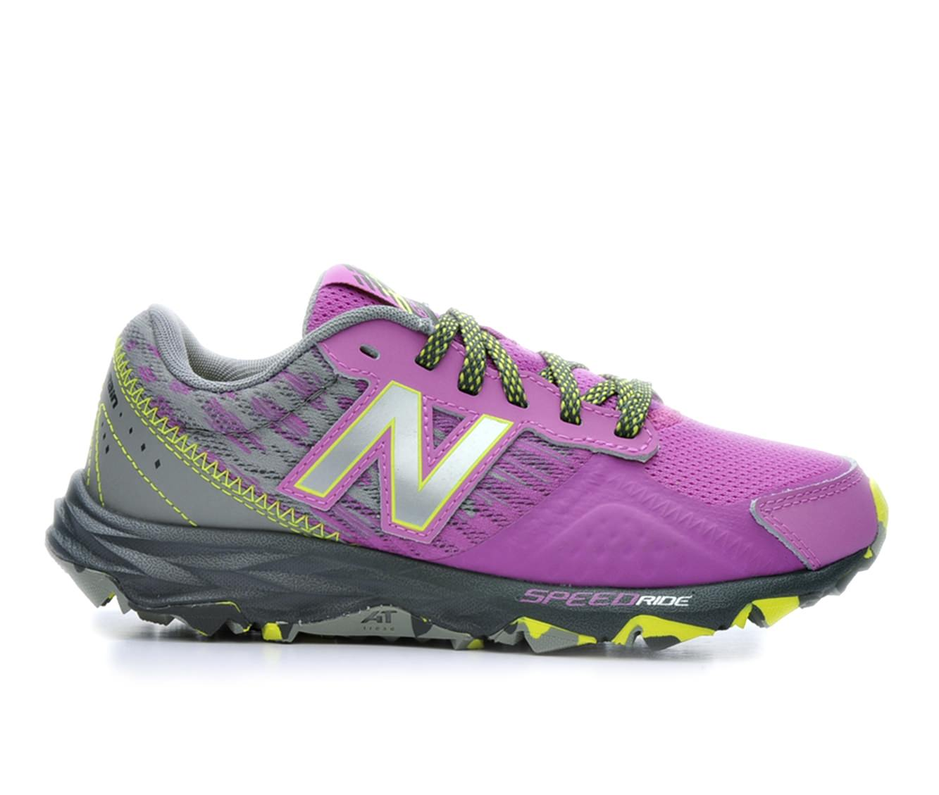 Girls' New Balance KT690PYY Trail Running Shoes (Pink)