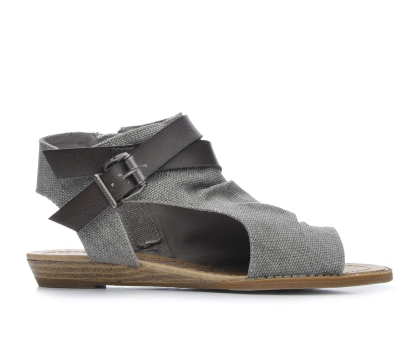 Women's Blowfish Malibu Balla Sandals (Grey)