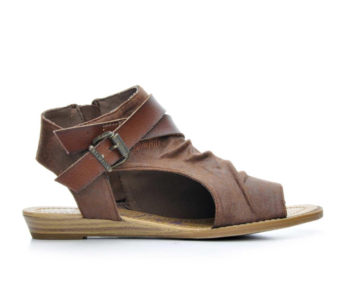 Women's Blowfish Malibu Balla Sandals (Brown)