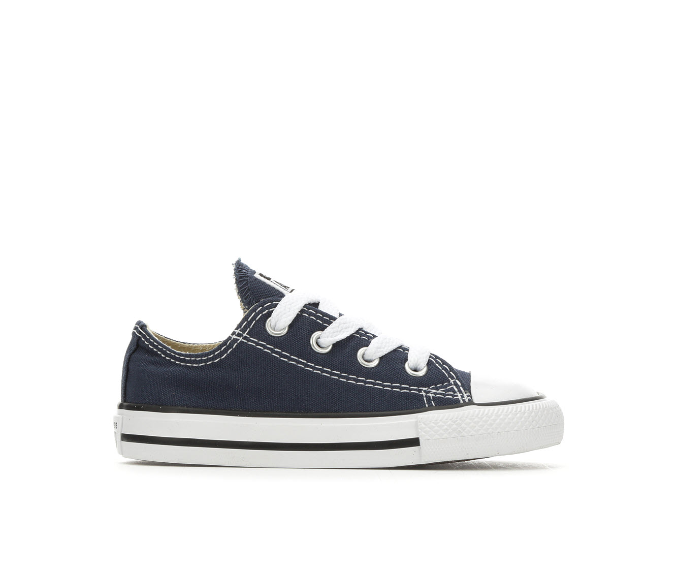 Girls' Converse Chuck Taylor All Star Infant Ox Sneakers (Blue)