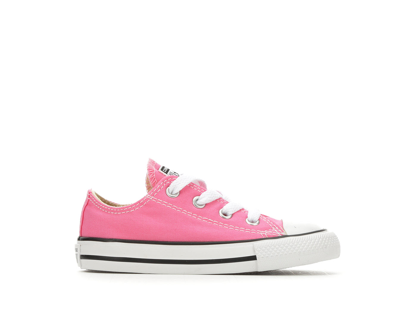 Girls' Converse Chuck Taylor All Star Infant Ox Sneakers (Pink)