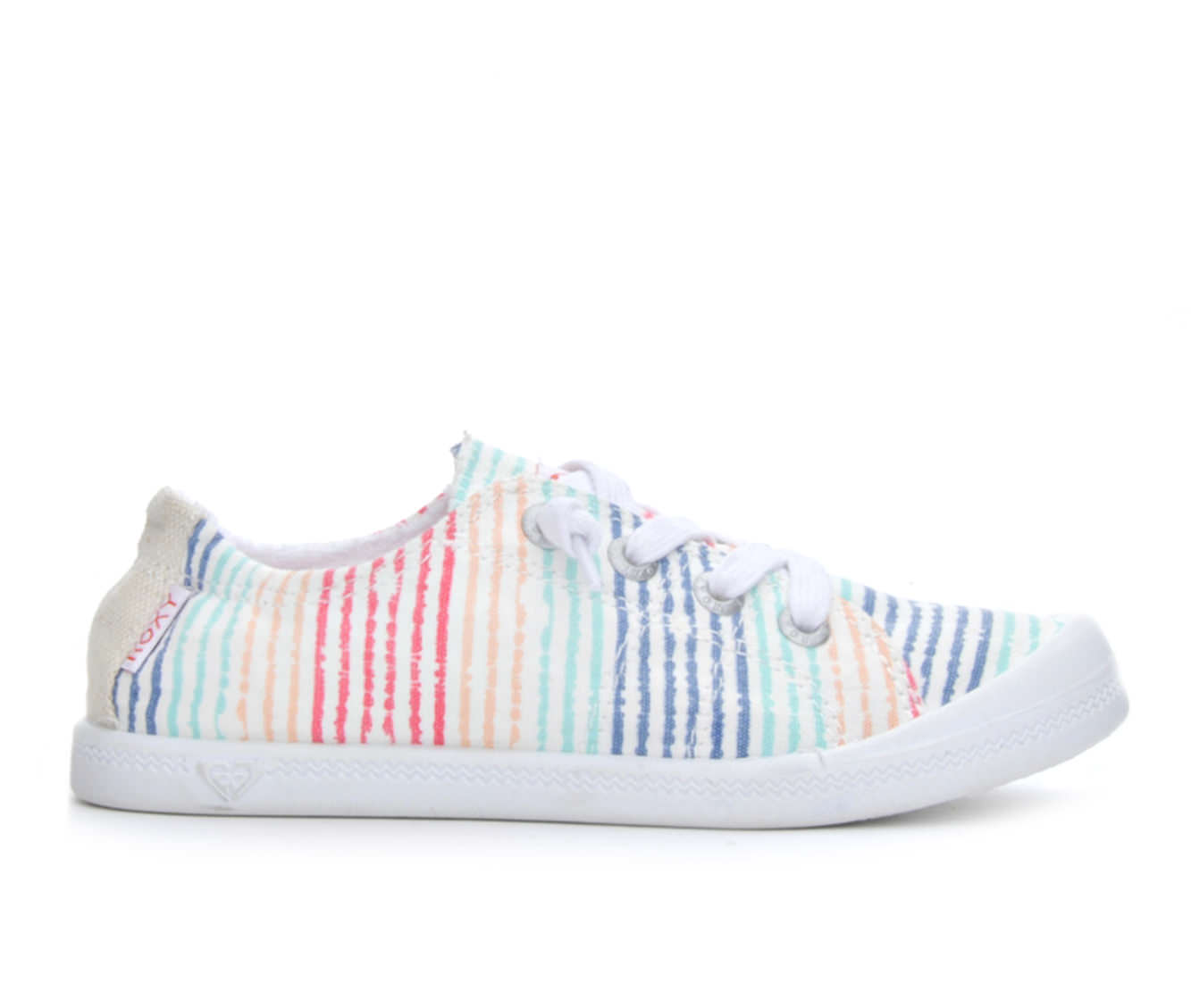 Girls' Roxy RG Bayshore Sneakers (Multicolor)