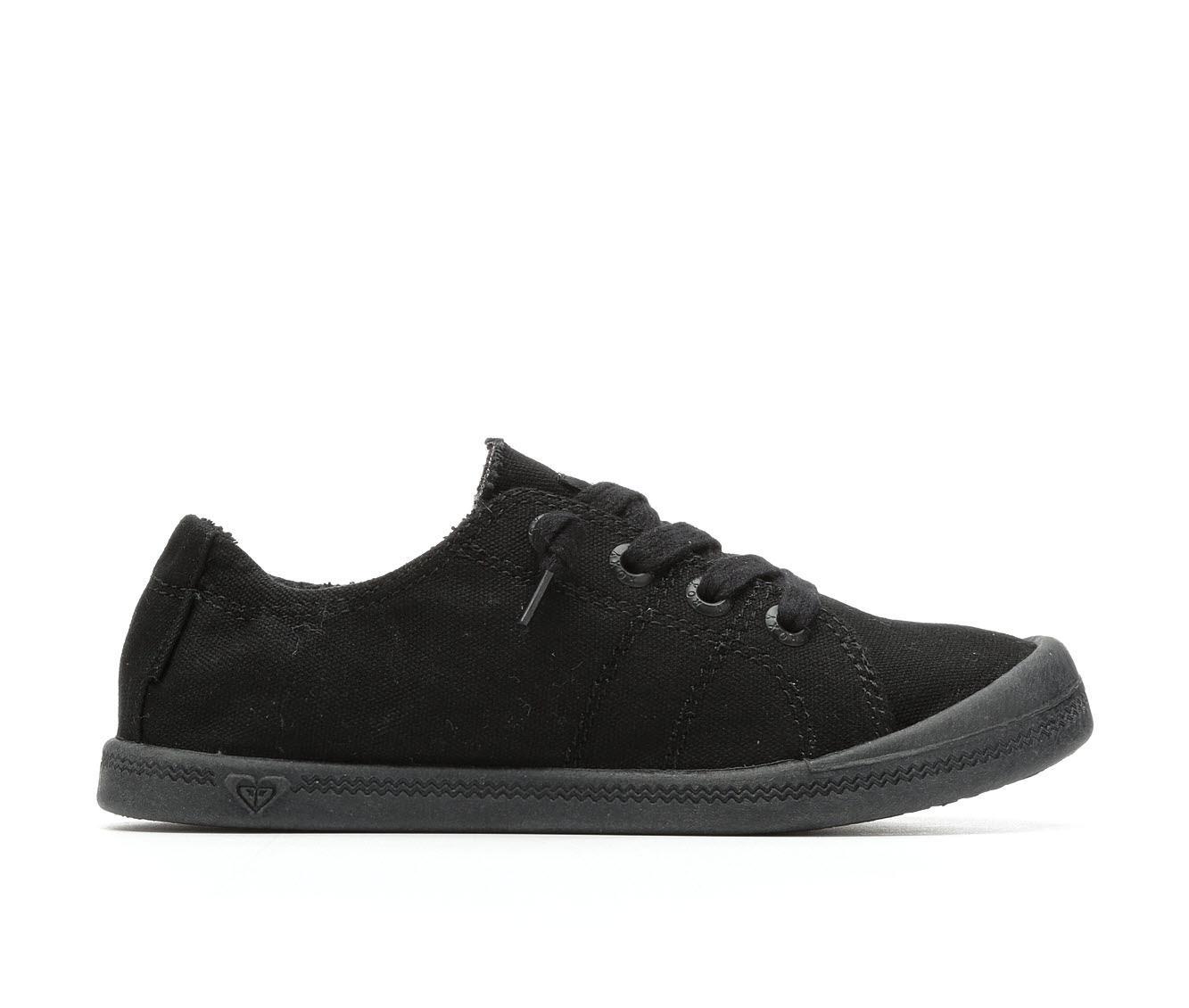 Girls' Roxy RG Bayshore Sneakers (Black)