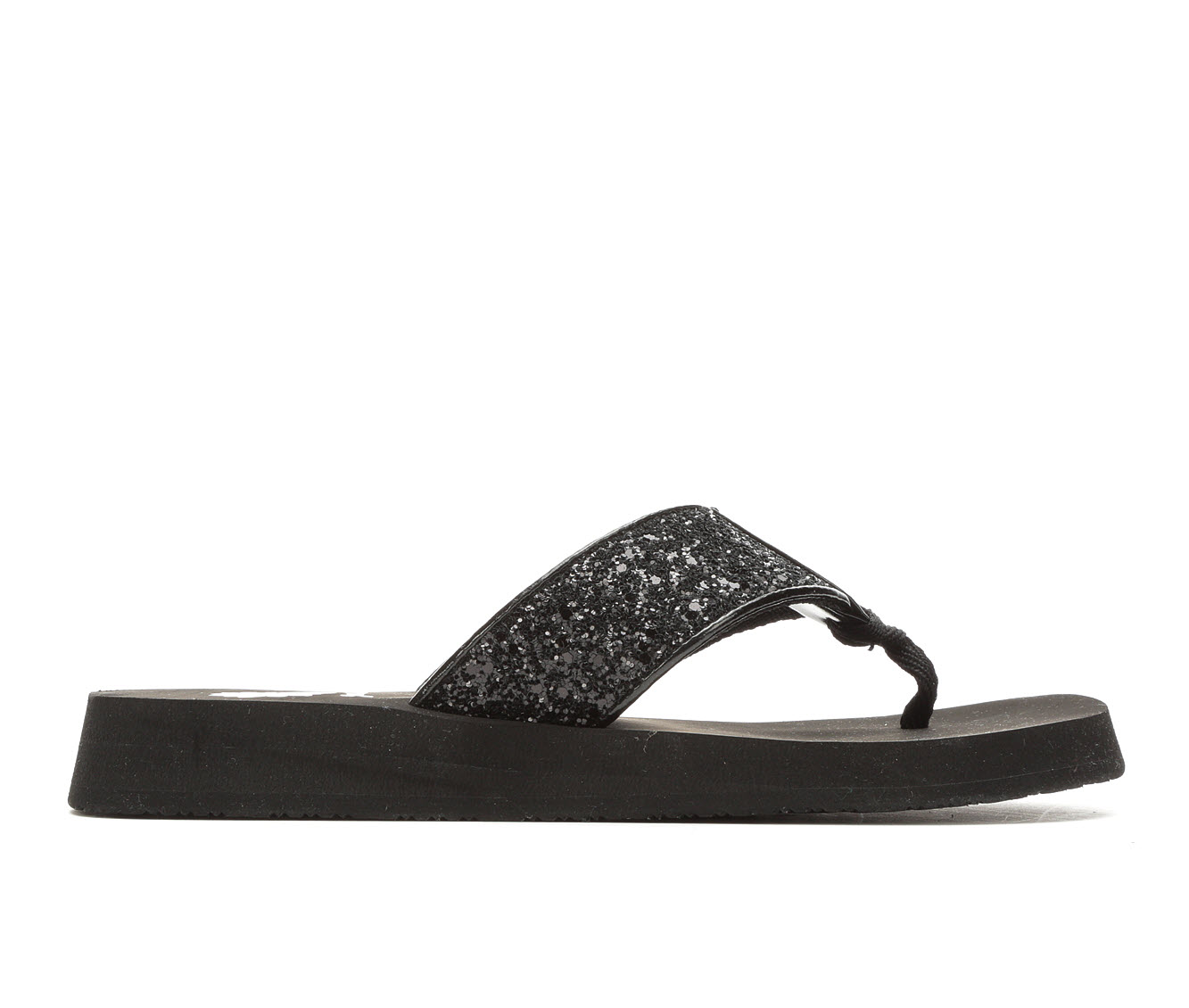 Women's Yellow Box Carolina Sandals (Black)