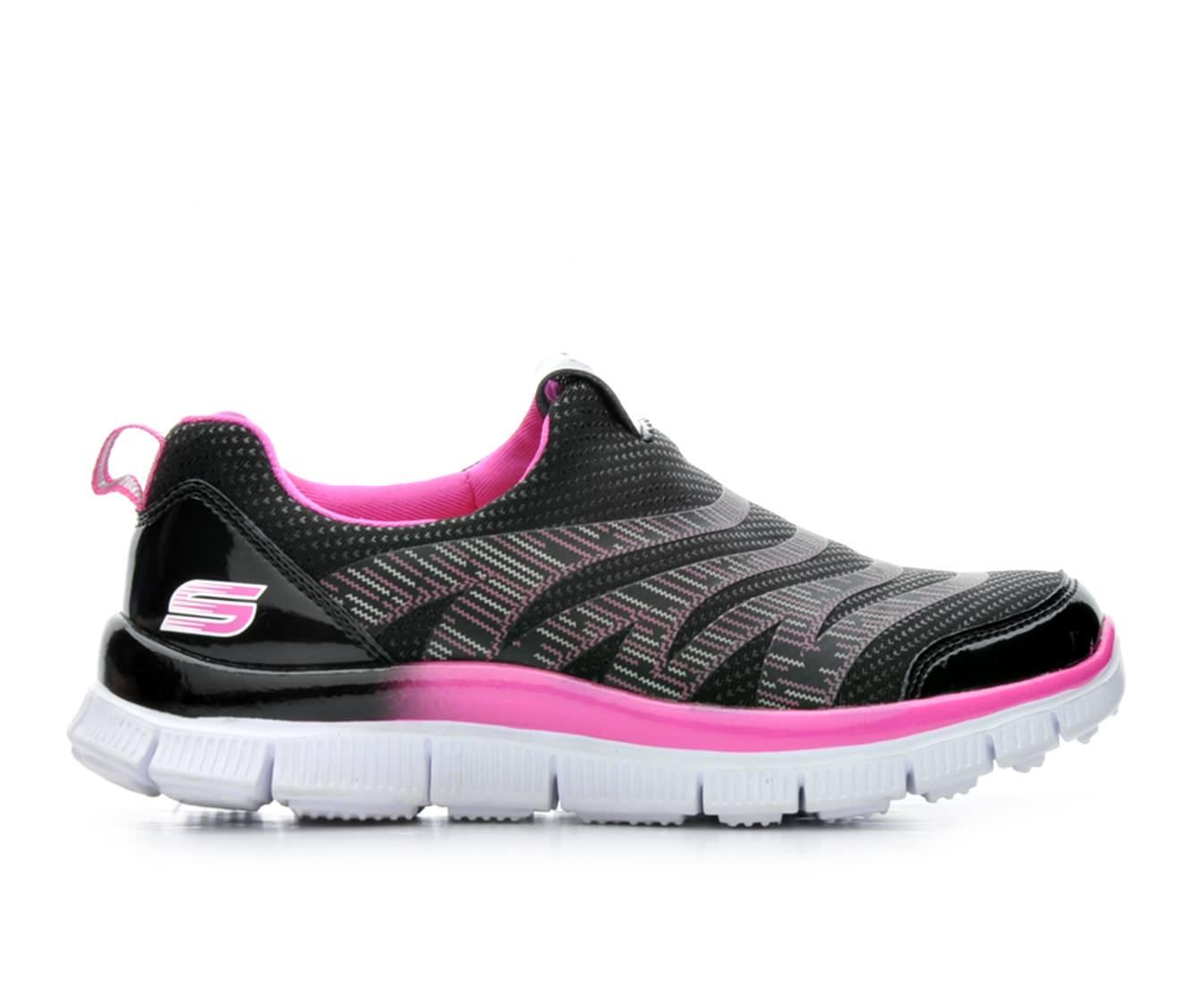 Girls' Skechers Sporty Spunk Sneakers (Black)