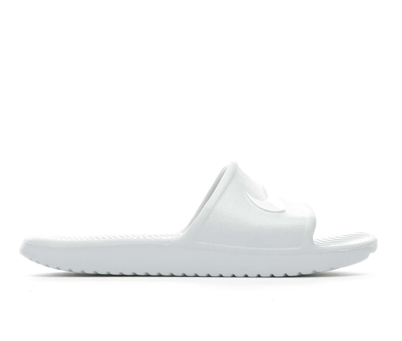 Women's Nike Kawa Shower Sport Shoes (Grey)