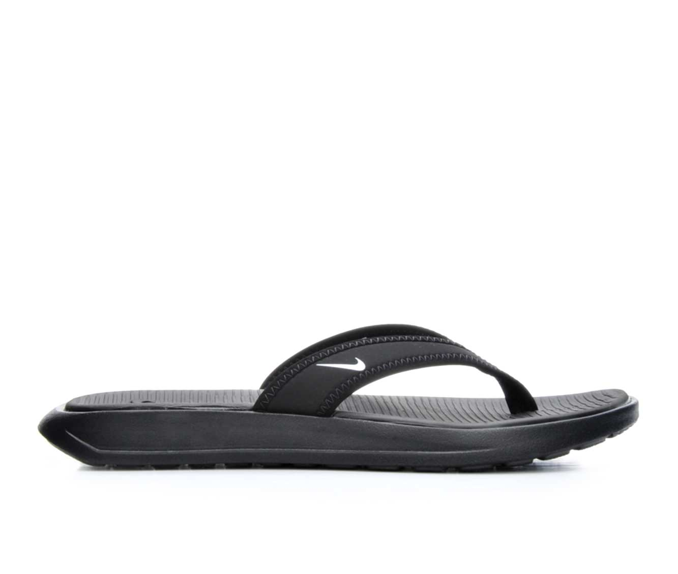 Women's Nike Ultra Celso Thong Sport Shoes (Black)