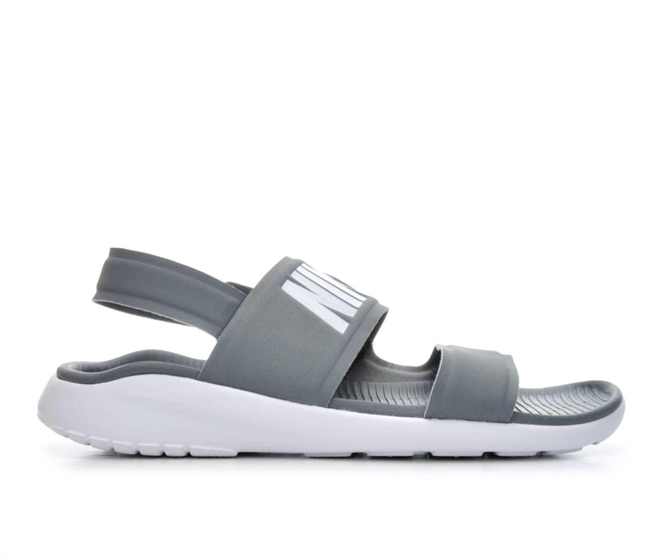 Women's Nike Tanjun Sandal Sandals (Grey)
