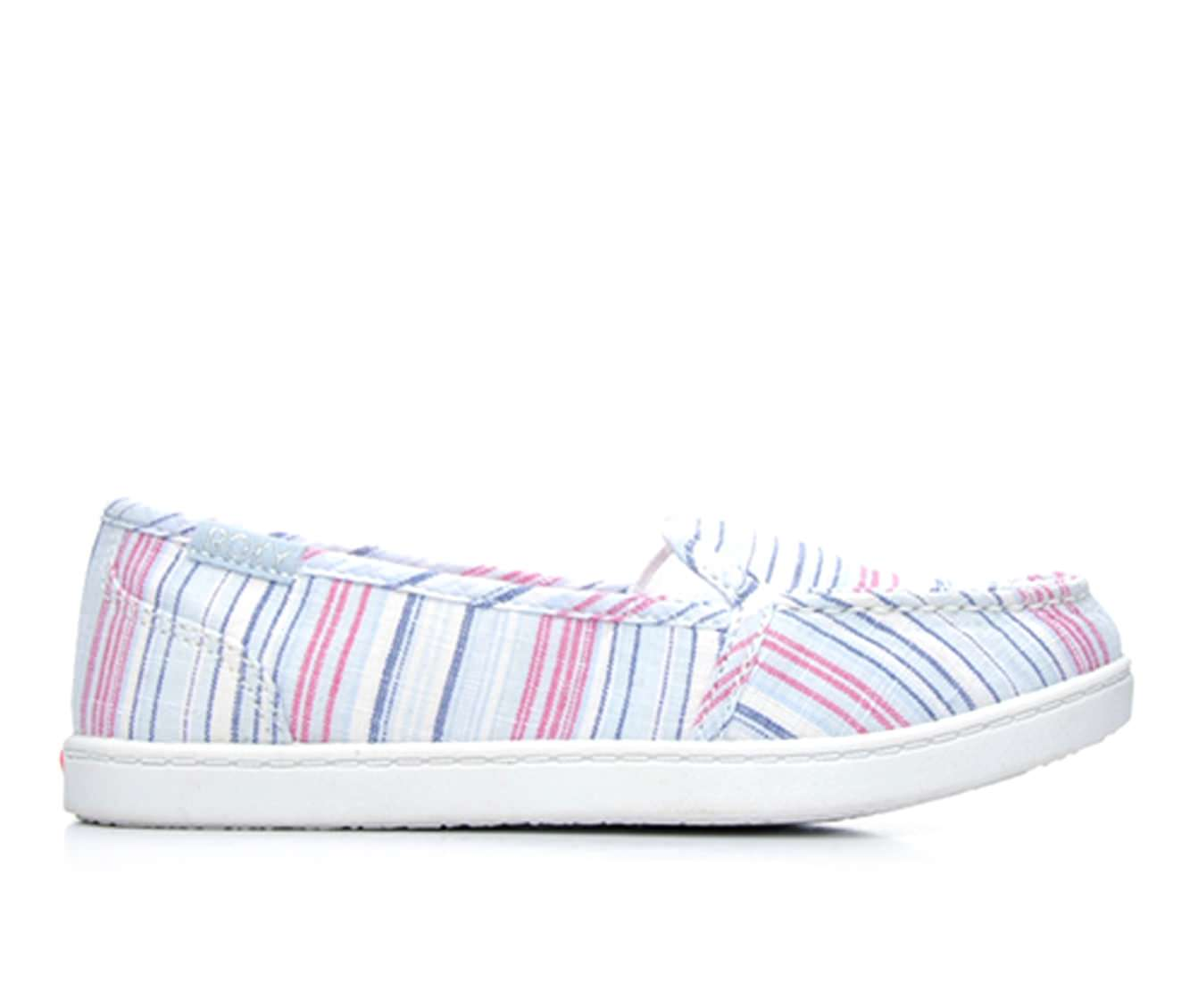 Girls' Roxy RG Lido IV Sneakers (Blue)