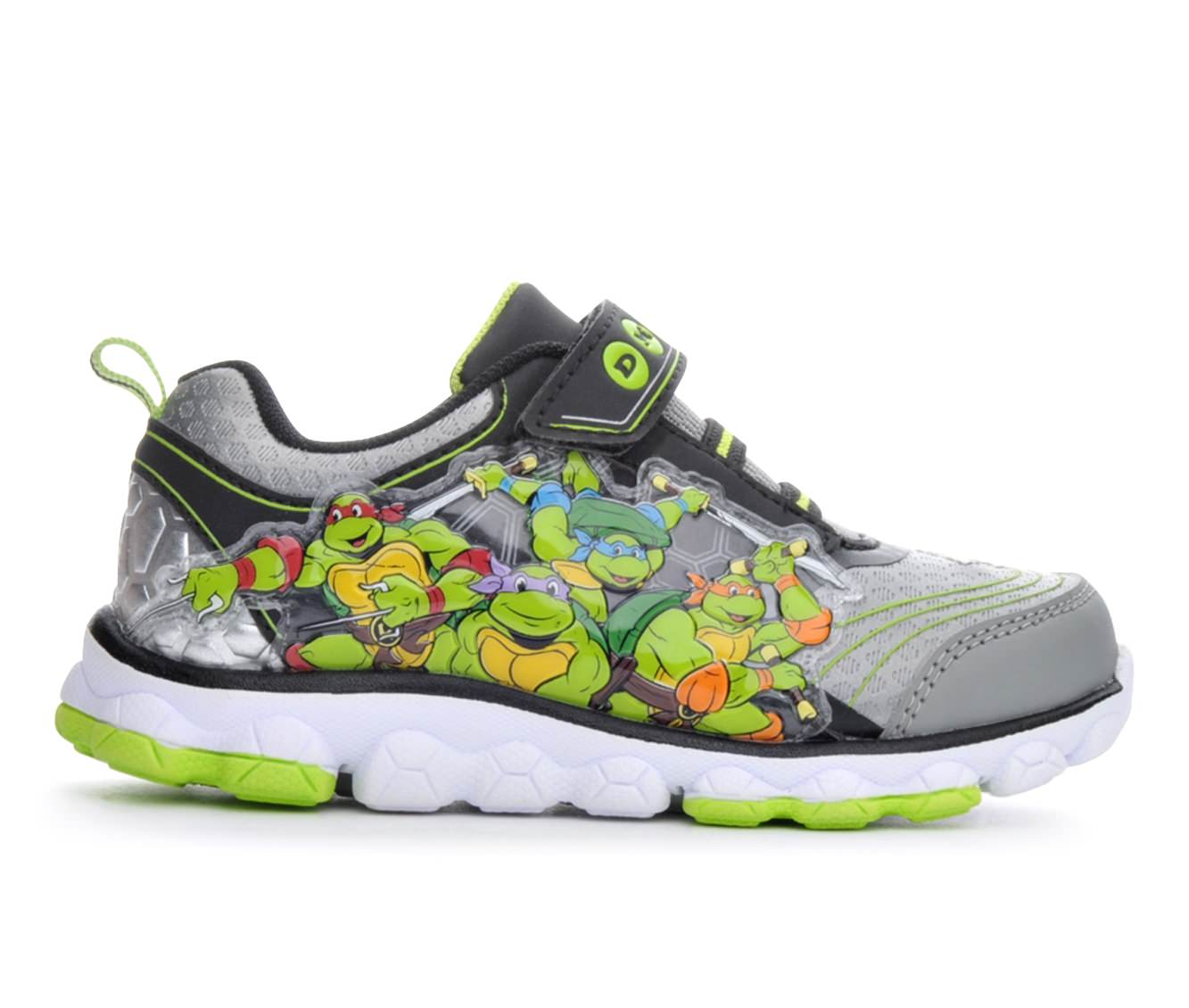 Boys' Nickelodeon TMNT DMRL Sneakers (Multicolor - Size 11 - Little Kid) 1619500