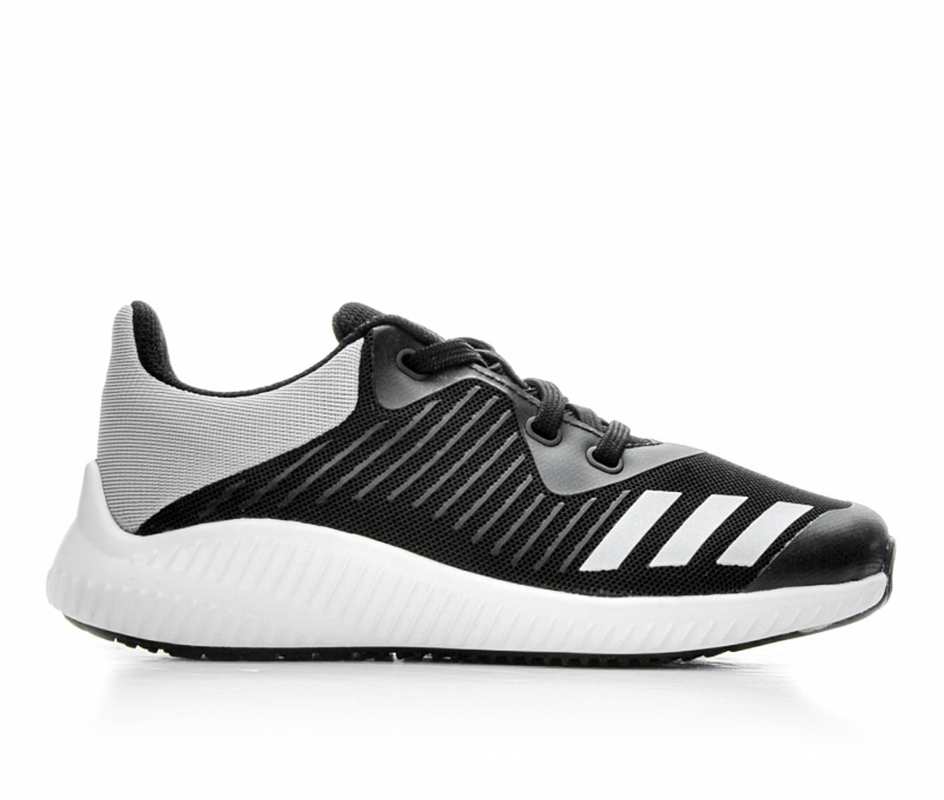 Boys' Adidas Fortarun K Running Shoes (Black - Size 4.5 - Big Kid) 1615676