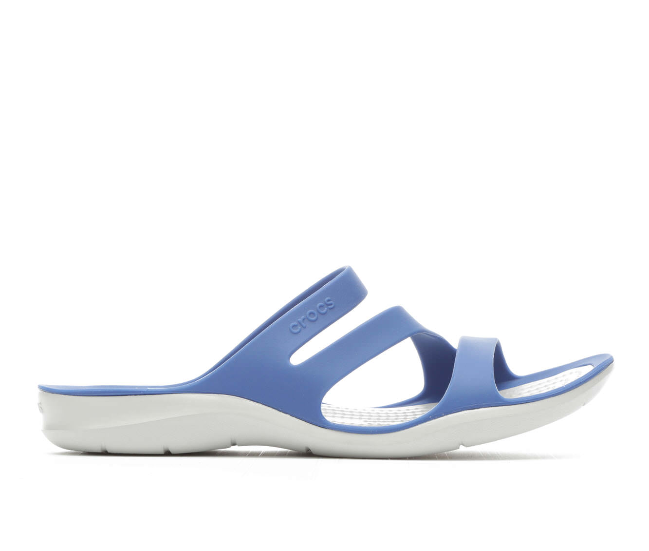 Women's Crocs Swiftwater Sandal W Sandals (Blue)