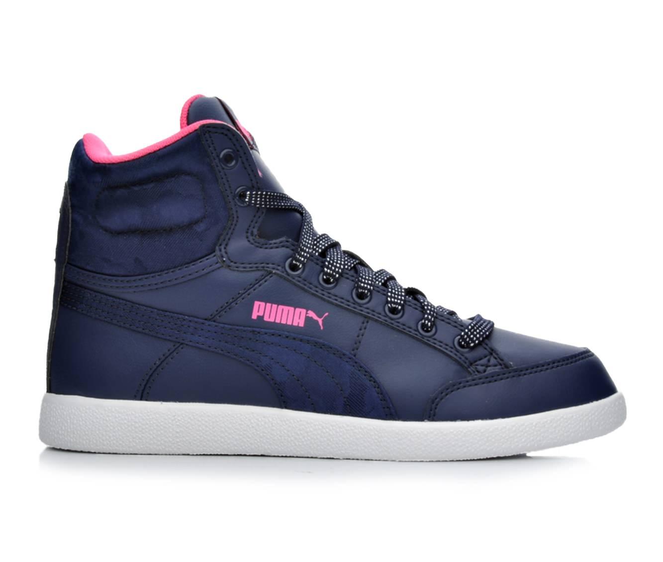Girls' Puma Ikaz G Sneakers (Black)