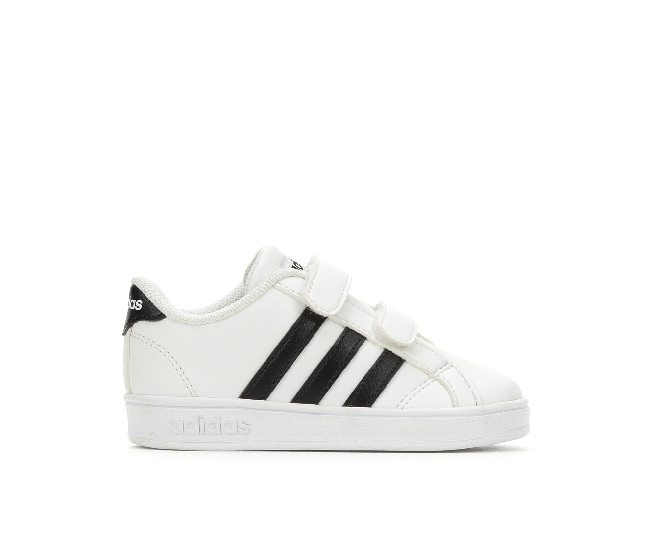 Boys' Adidas Infant Baseline Sneakers (White)