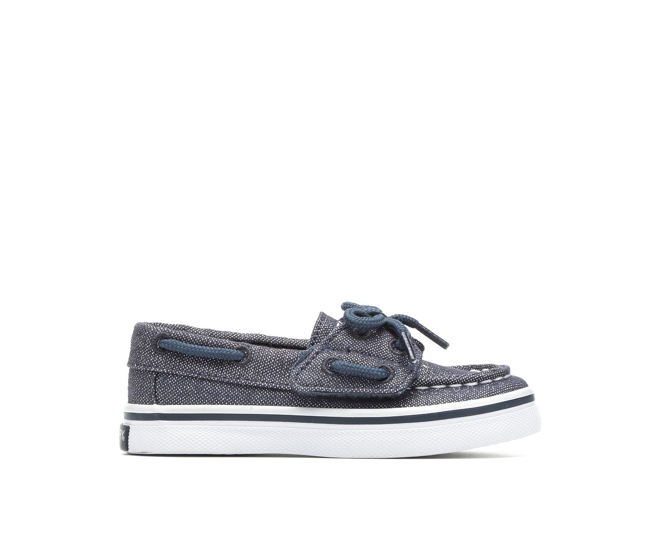 Girls' Sperry Infant Seabright 2 Boat Shoes (Blue)