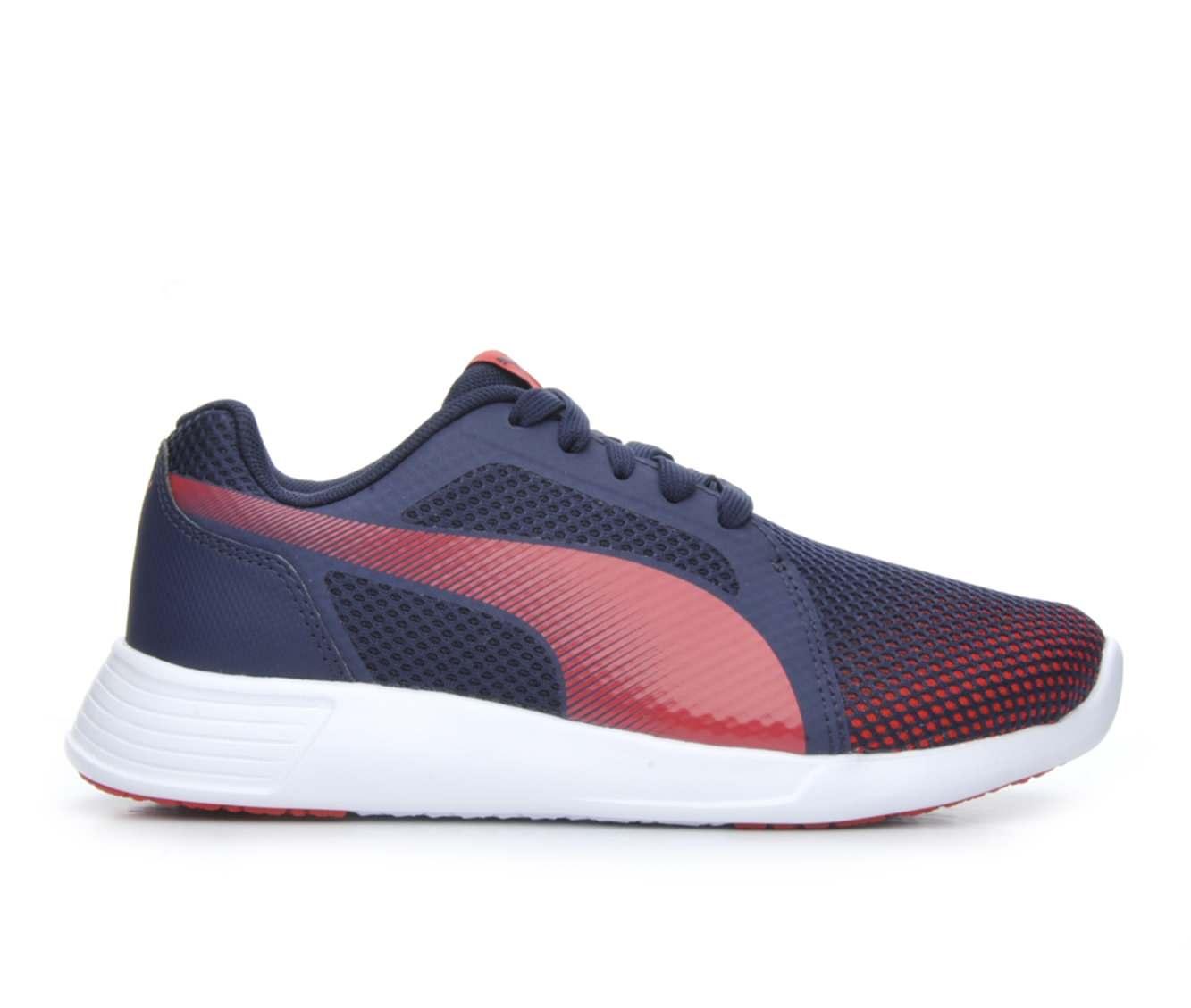 Boys' Puma ST Trainer Evo Techfade Jr Training Shoe (Blue - Size 5.5 - Big Kid) 1617139