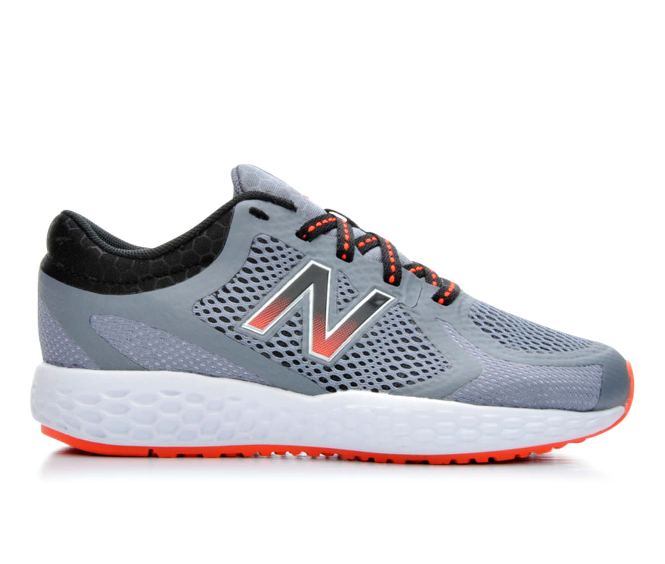 Boys' New Balance KJ720GOY Running Shoes (Grey)