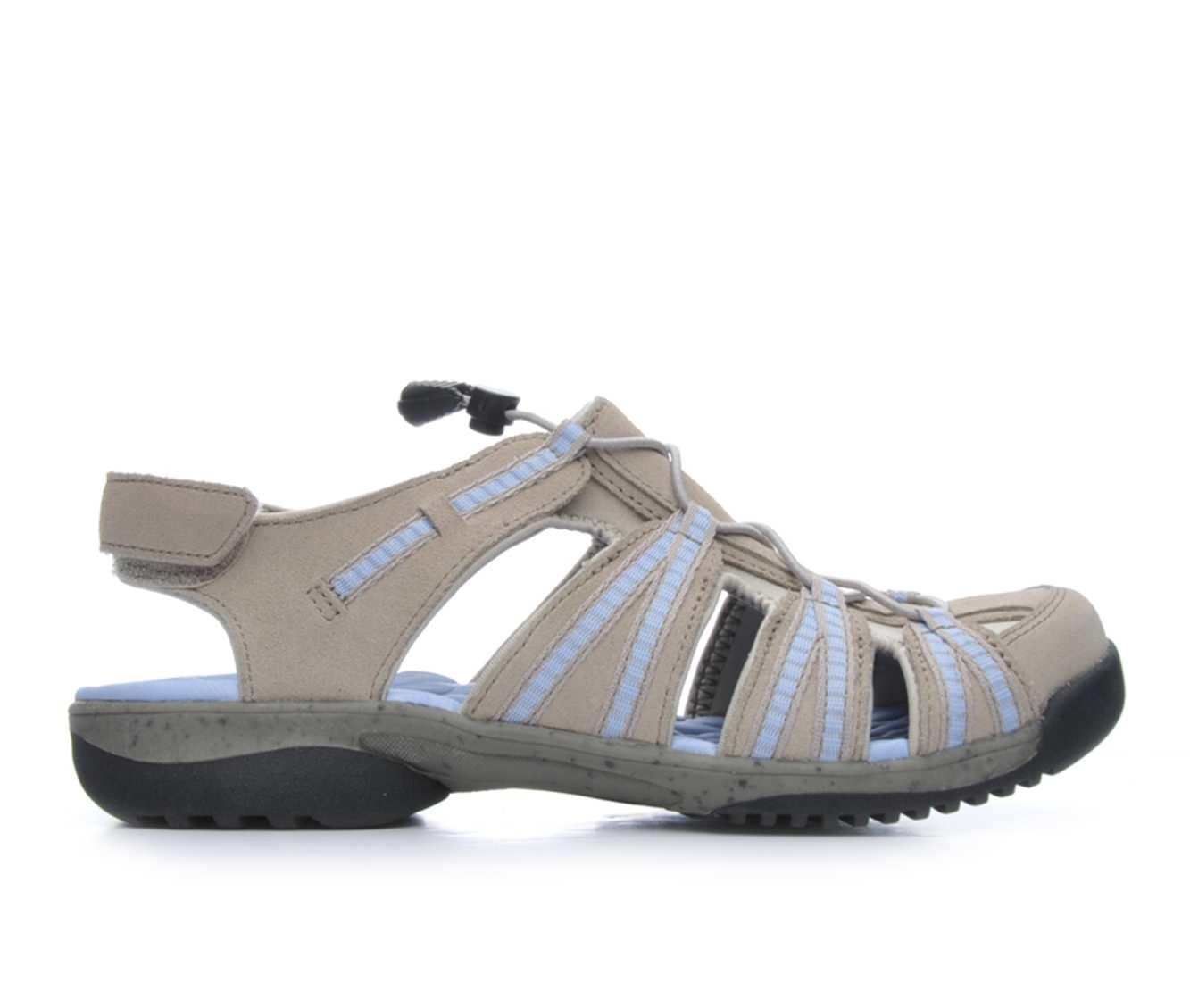 Women's Clarks Tuvia Maddee Sandals (Beige)