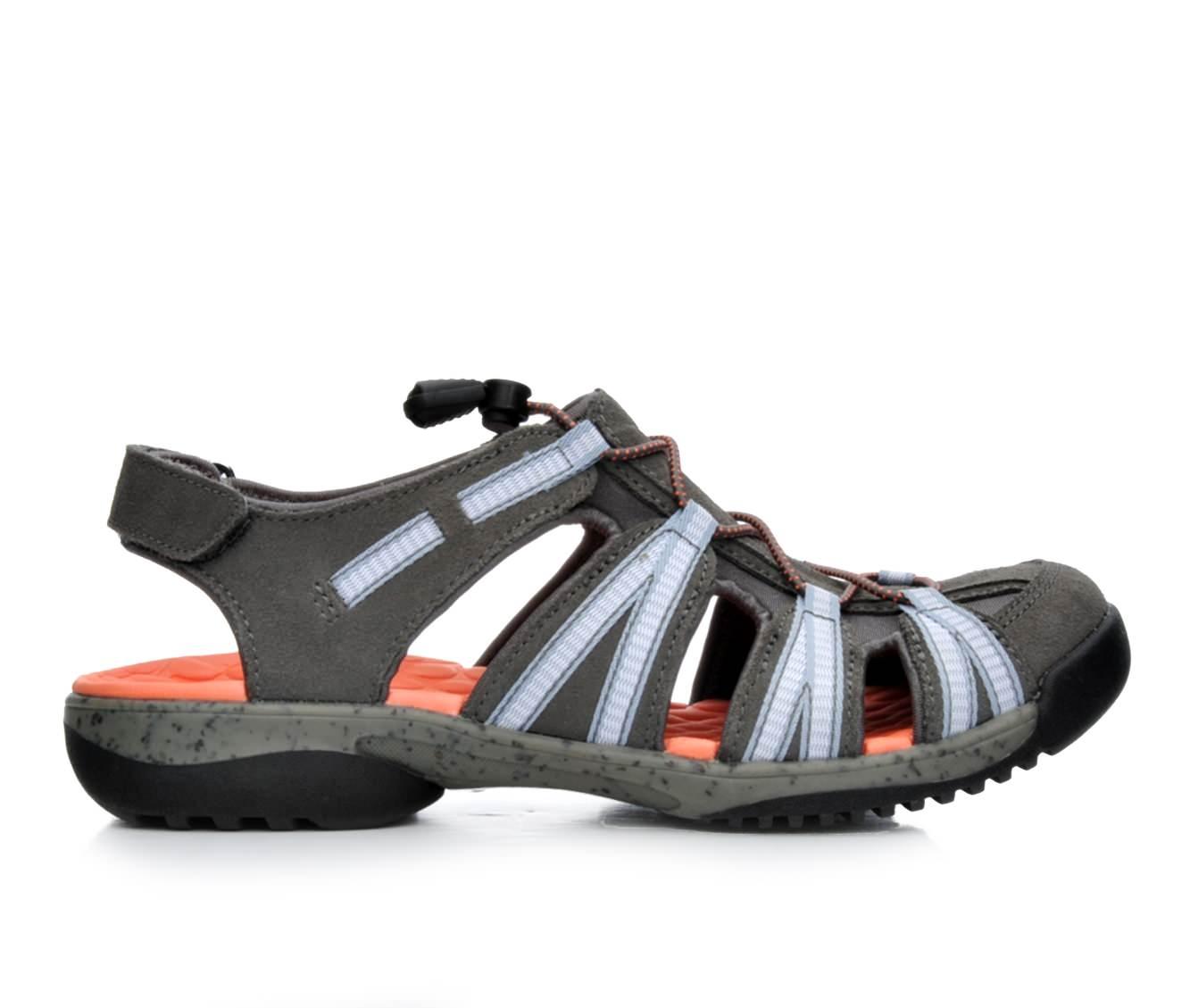 Women's Clarks Tuvia Maddee Sandals (Grey)