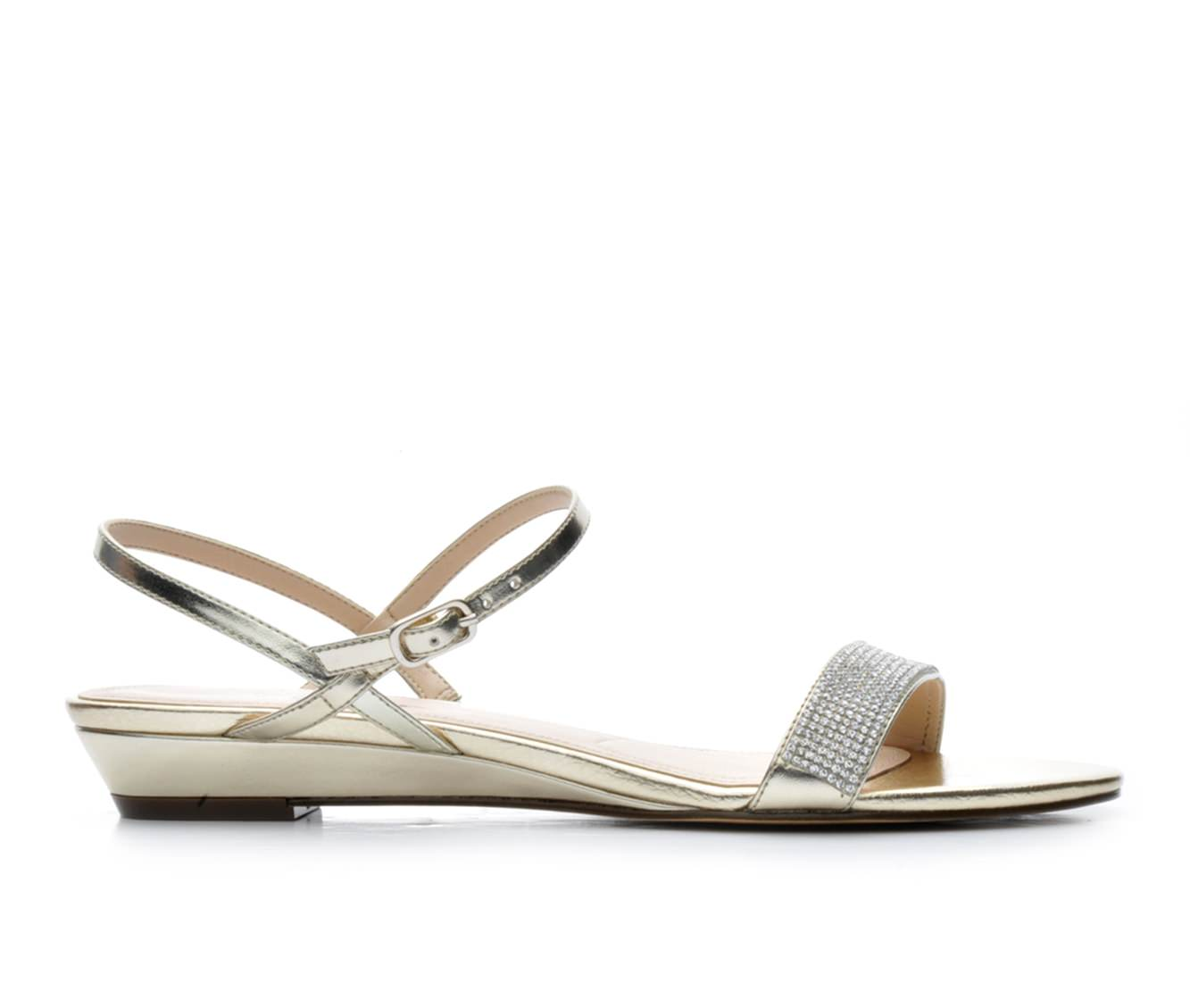 Women's Touch Of Nina Kendal Sandals (Gold)