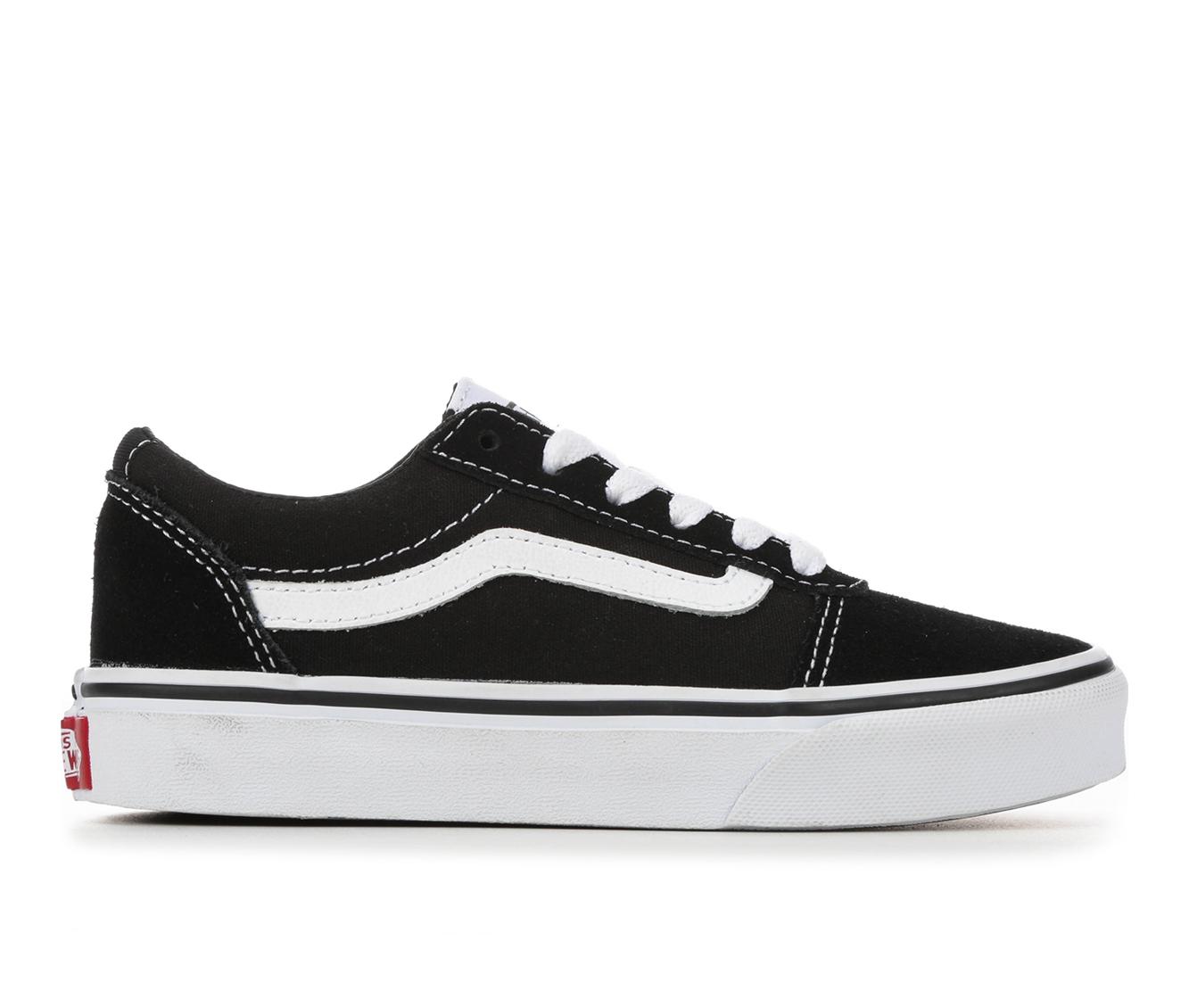 Boys' Vans Ward Sneakers (Black)