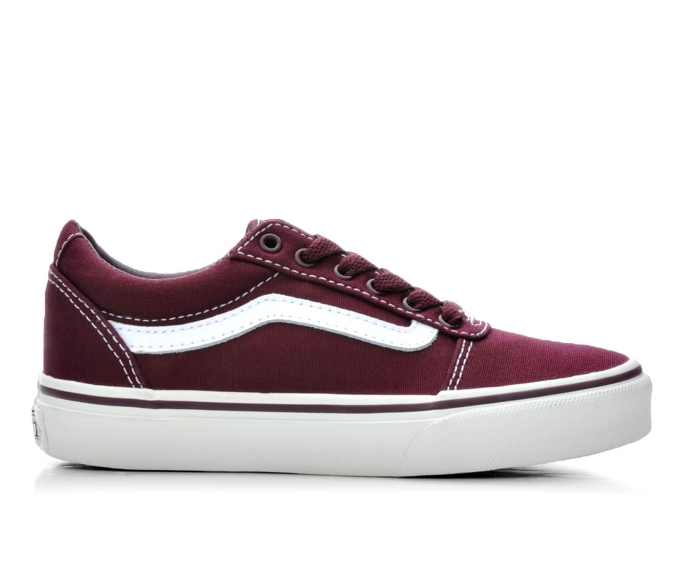 Boys' Vans Ward Sneakers (Red)