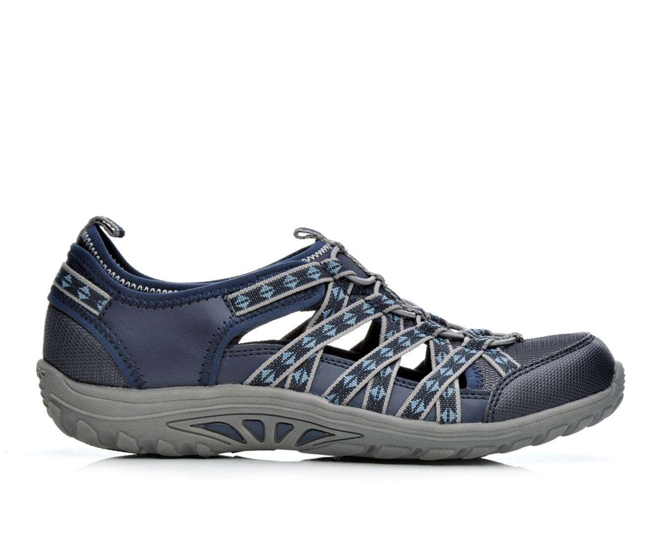 Women's Skechers Dory 49359 Sandals (Blue)