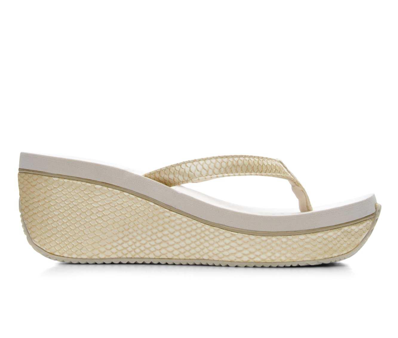Women's Volatile Local Sandals (Beige)