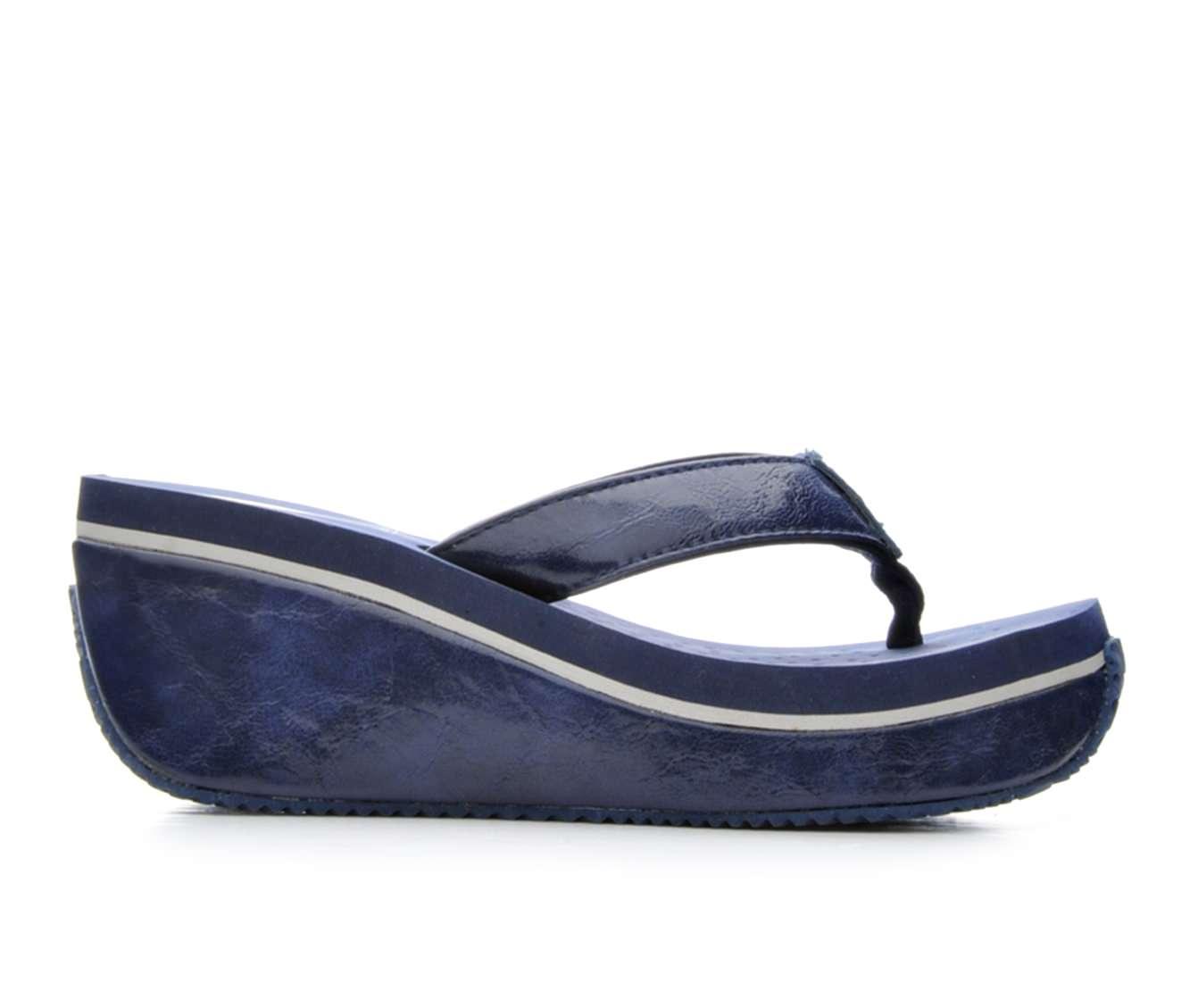 Women's Volatile Primary Sandals (Blue)