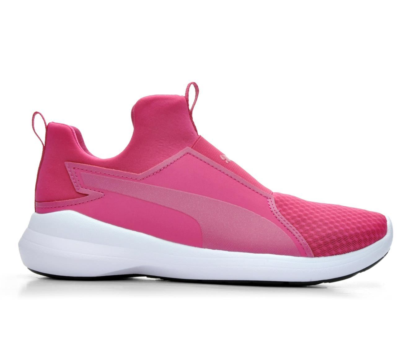 Girls' Puma Rebel Jr Training Shoe (Pink)