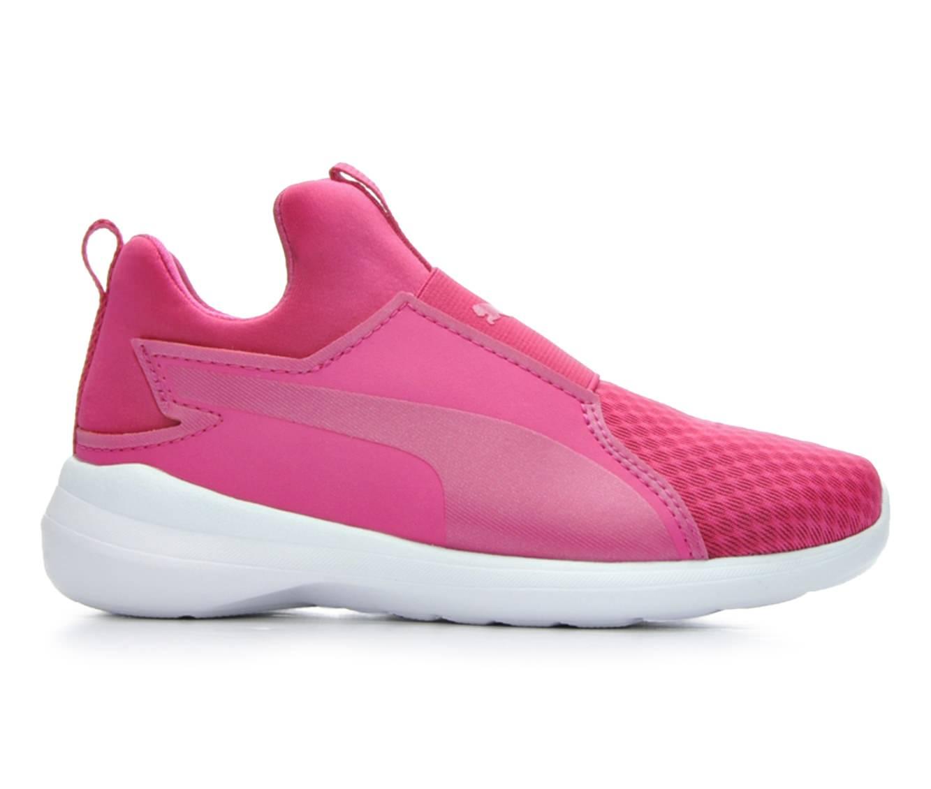 Girls' Puma Rebel PS Training Shoe (Pink)