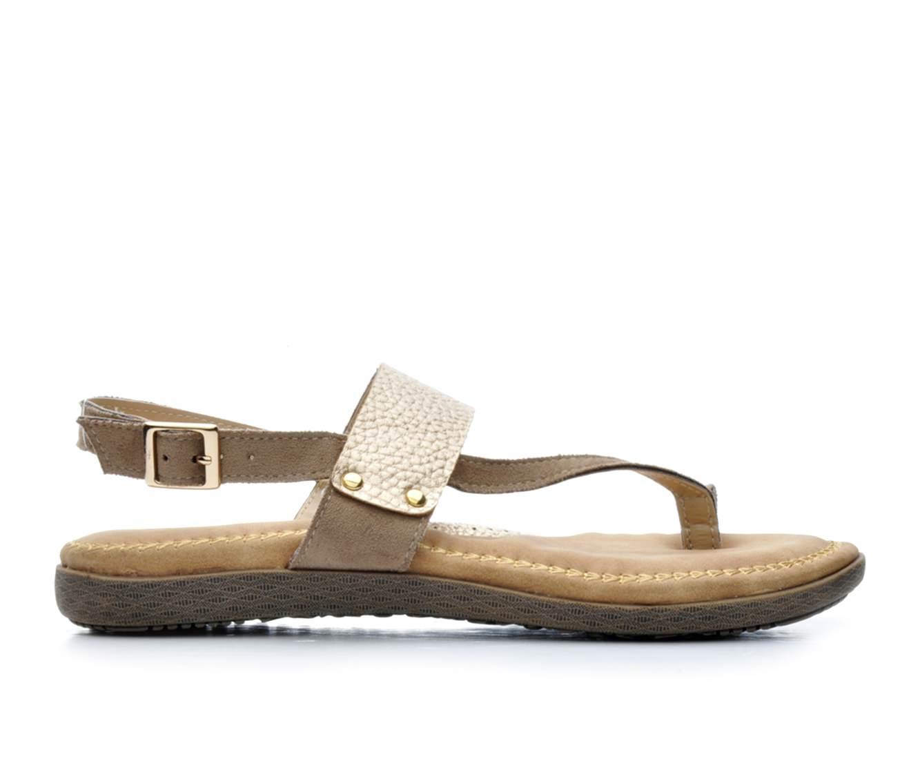 Women's Volatile Lindy Sandals (Beige)