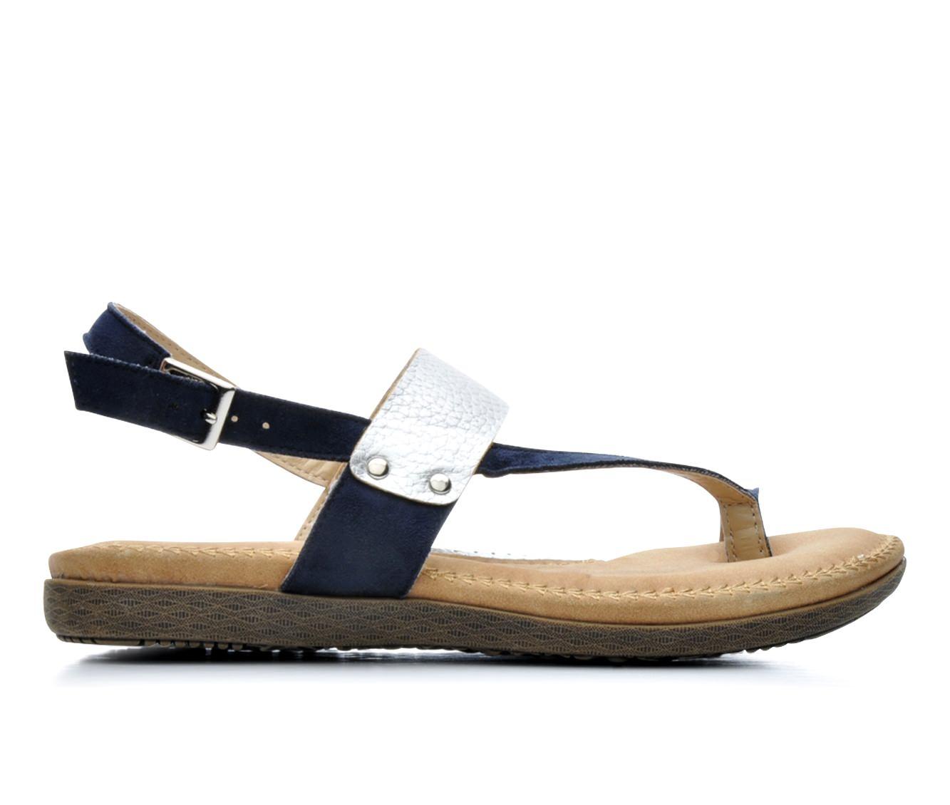 Women's Volatile Lindy Sandals (Blue)