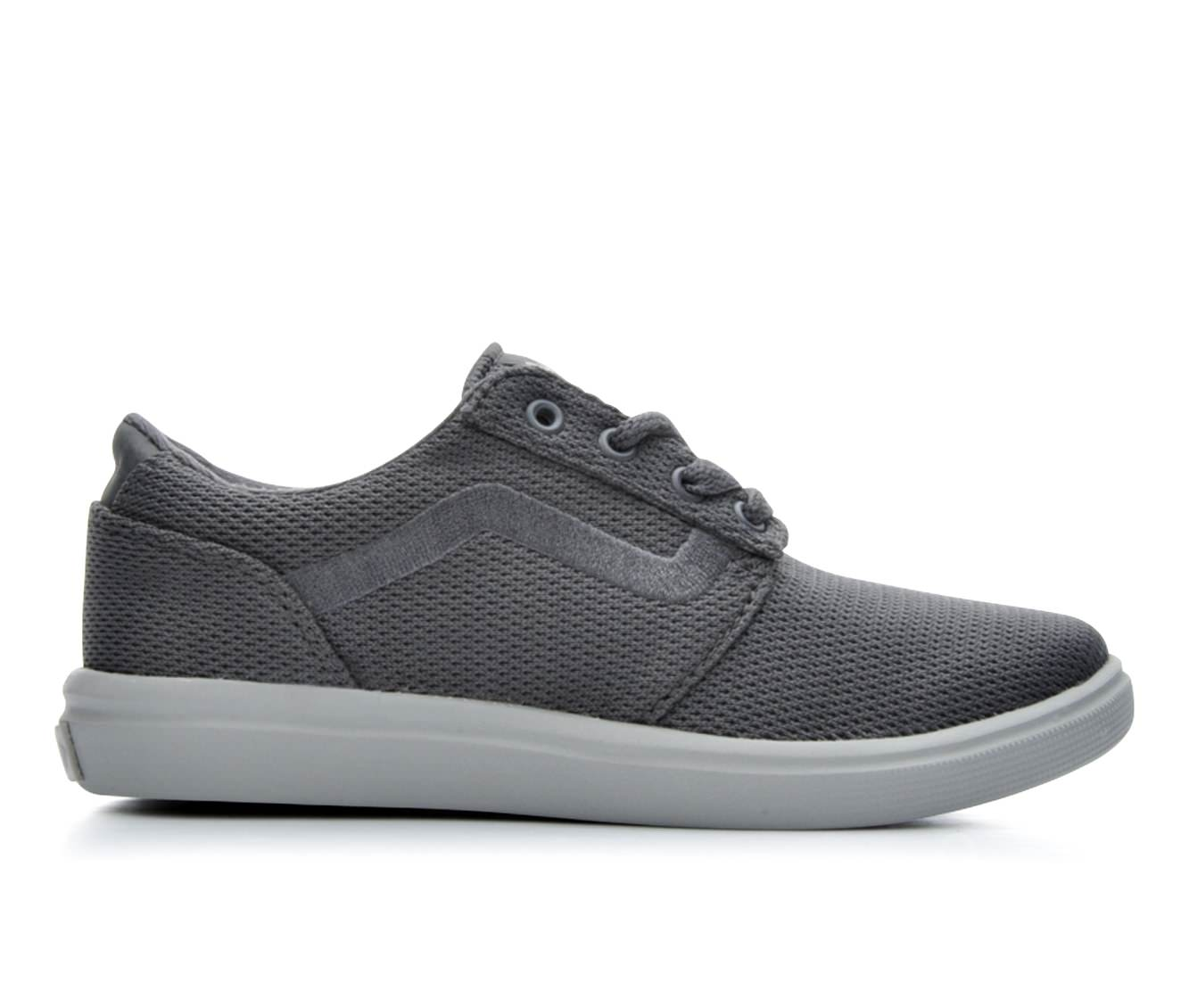 Boys' Vans Chapman Lite Skate Shoes (Grey)