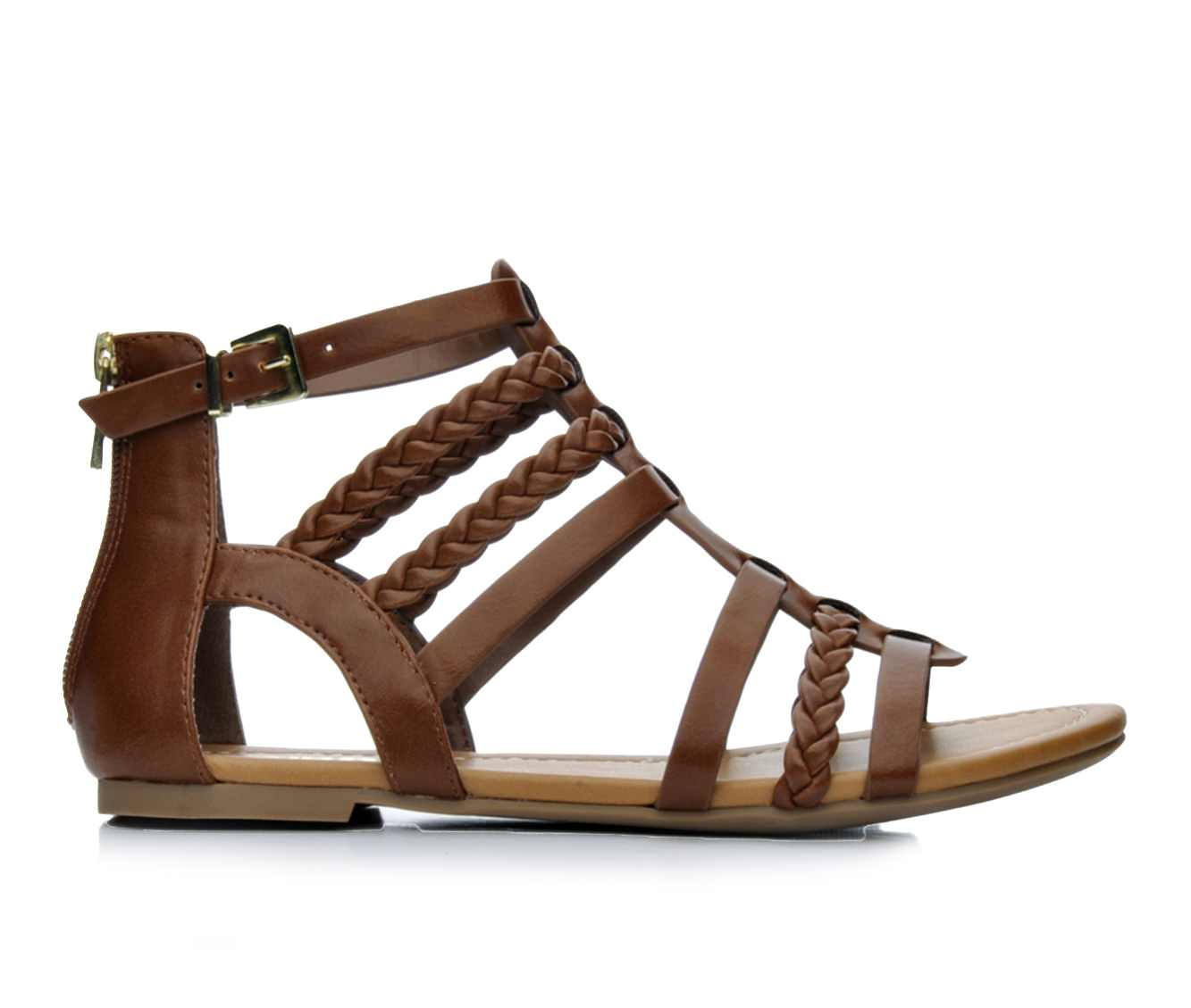 Women's Unr8ed Sienna Sandals (Brown)