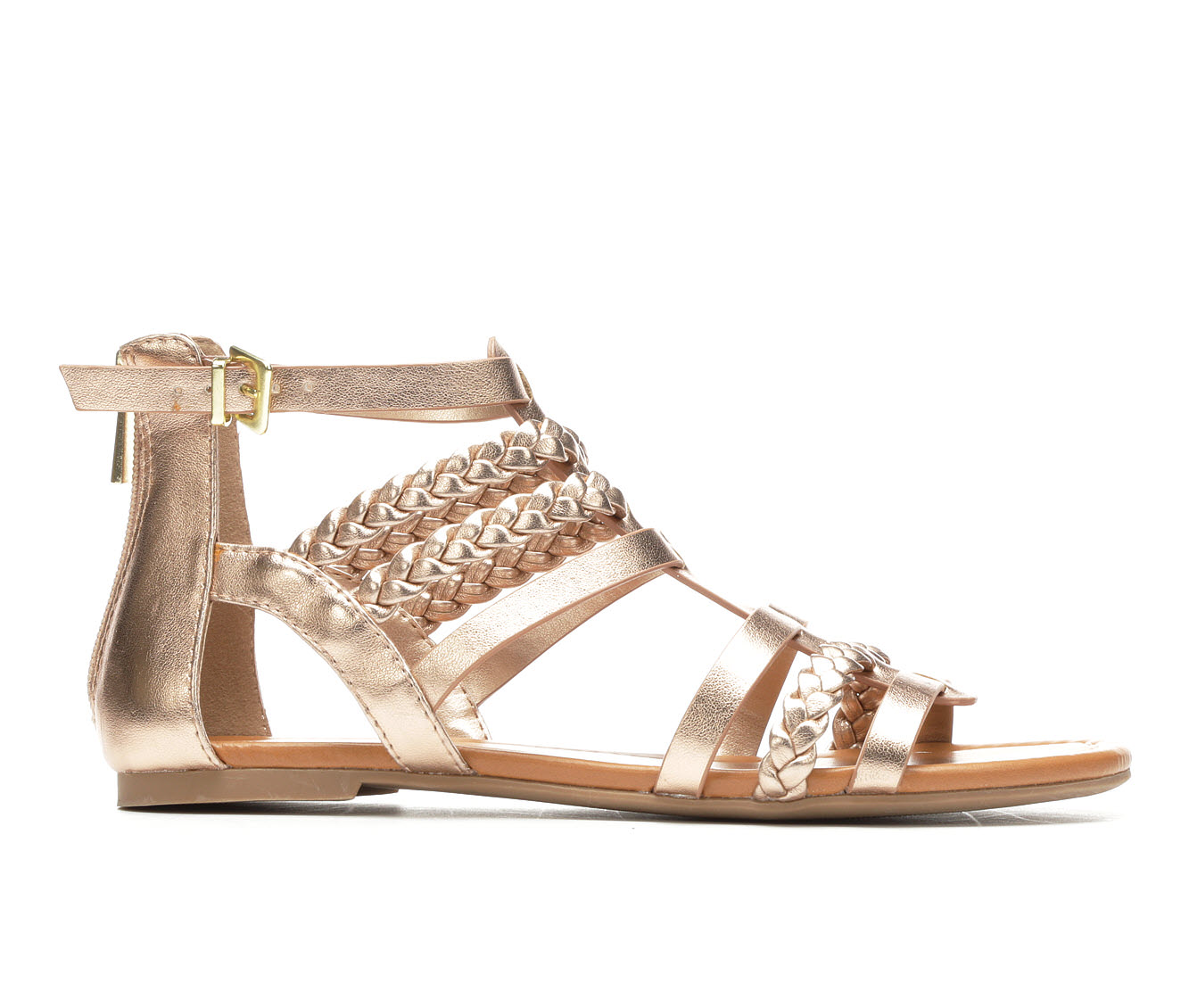 Women's Unr8ed Sienna Sandals (Gold)