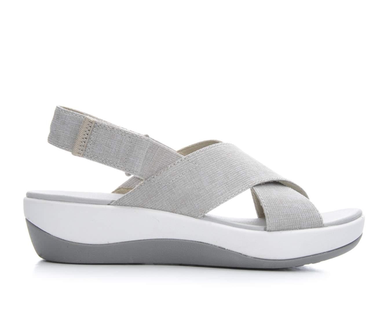 Women's Clarks Arla Sandals (Grey)