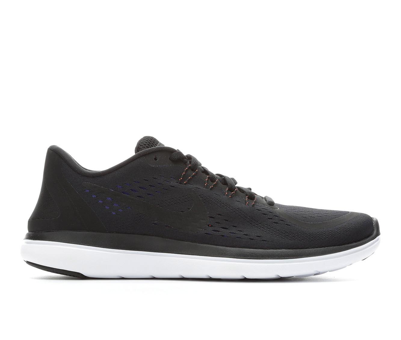Men's Nike Flex 2017 Run Running Shoes (Black - Size 9) 1688858